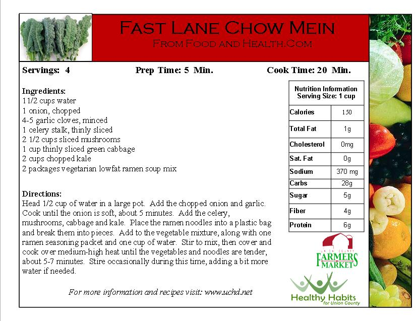 Fast Lane_Chow_Mein